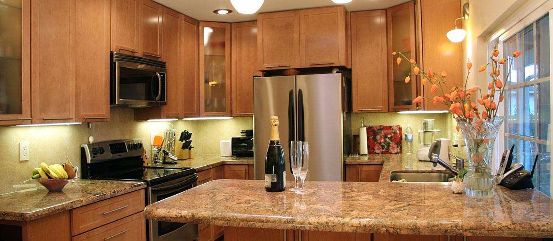 Kitchen Redesigns kitchen remodeling, bathroom remodeling & basement finishing